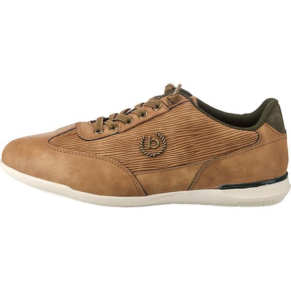 hot sale online 5860c 8946d bugatti, River Evo Gute Sneakers Low, braun Gute Evo ...