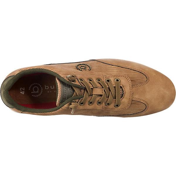 bugatti Evo River Low braun Sneakers RrRH4qwZ