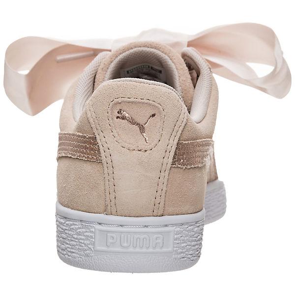 PUMA, Suede Heart LunaLux Sneakers Sneakers Sneakers Low, beige  Gute Qualität beliebte Schuhe 3861e0