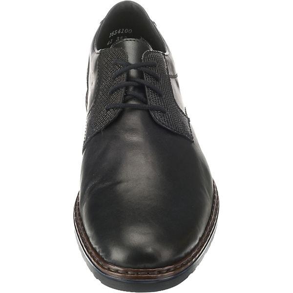 rieker Schnürschuhe rieker schwarz Schnürschuhe schwarz schwarz Schnürschuhe rieker rieker Z1nxIBq
