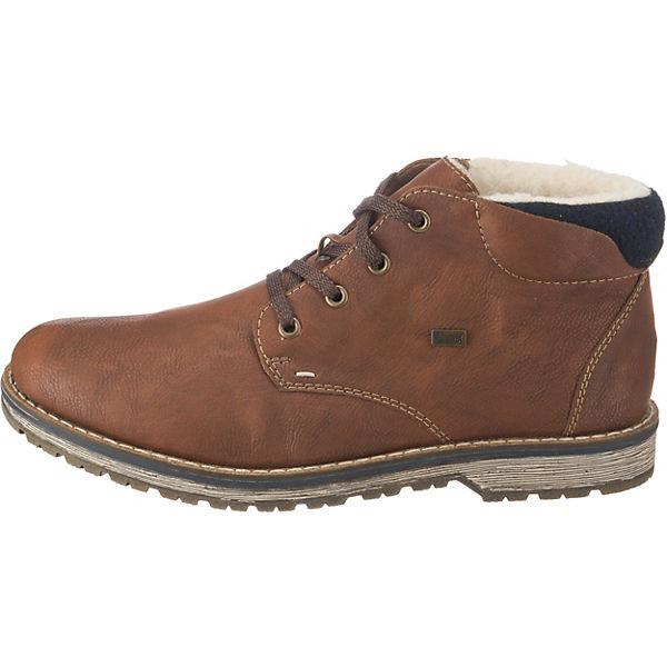 rieker Winterstiefeletten braun Schuhe  Gute Qualität beliebte Schuhe braun df7557