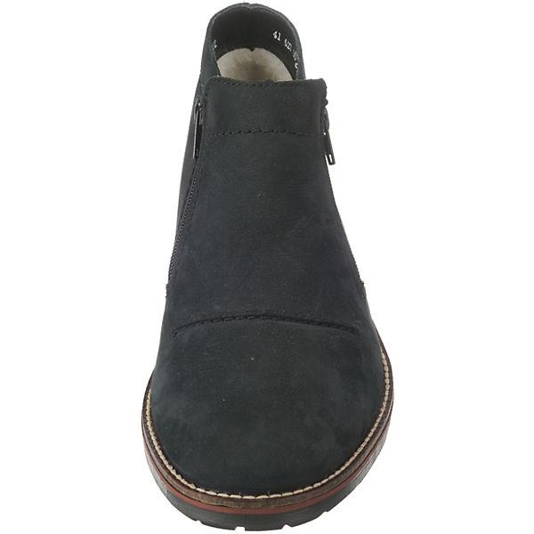 rieker, Qualität Winterstiefeletten, schwarz  Gute Qualität rieker, beliebte Schuhe 76b2d6
