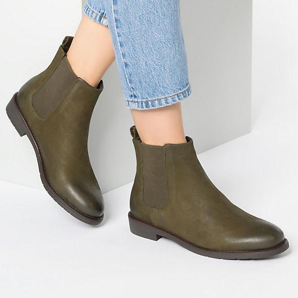 SPM, Chelsea Boots, khaki  Gute Qualität beliebte Schuhe