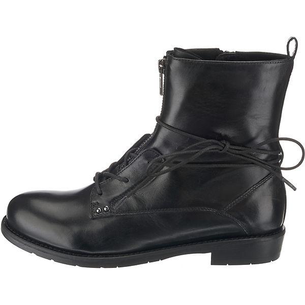 SPM, Qualität Schnürstiefeletten, schwarz  Gute Qualität SPM, beliebte Schuhe 8fce4b