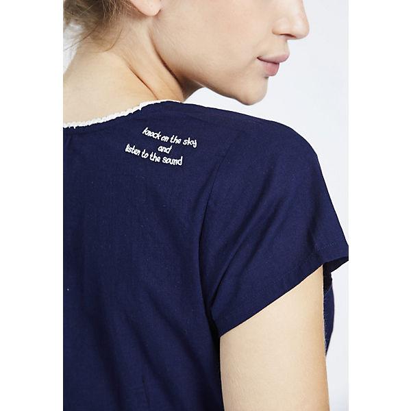 Shirt ULYANA schwarz Shirt Khujo schwarz Khujo Khujo ULYANA qRF4T8wW