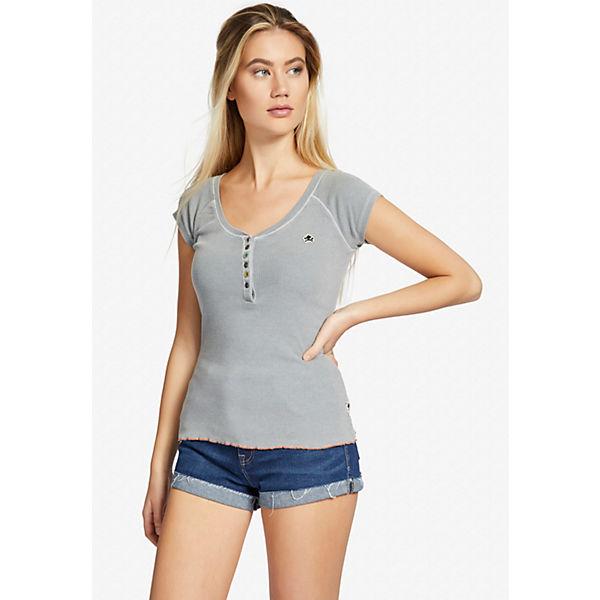 Khujo Khujo ANRIKA ANRIKA Shirt Shirt grau grau Khujo 6fI6CwqF