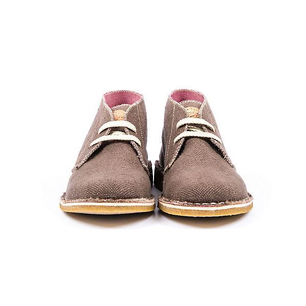 Risorse Future Gute Deserto Hemp vegan Desert Boots hellbraun  Gute Future Qualität beliebte Schuhe f20300