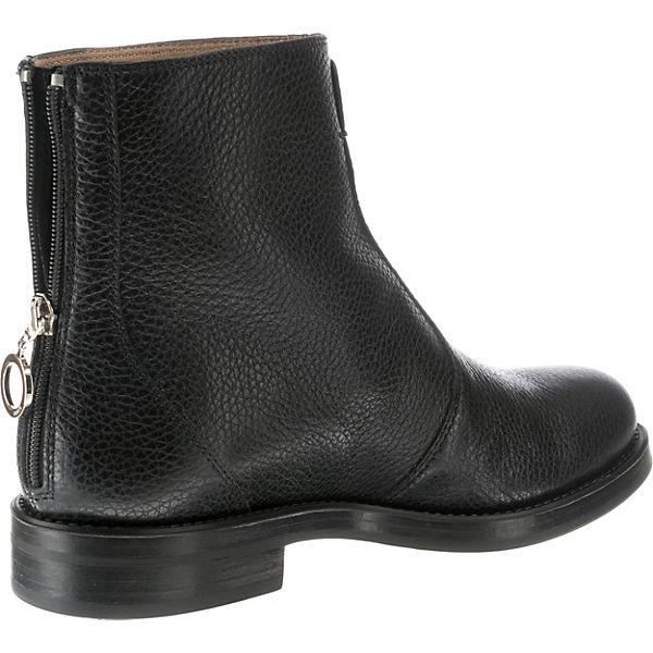 Hugo Boss Barnet Biker  Klassische Qualität Stiefeletten schwarz  Gute Qualität Klassische beliebte Schuhe 8f306c