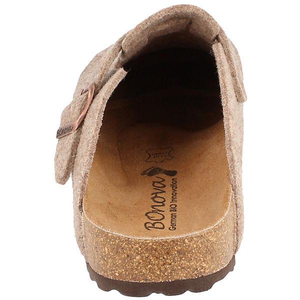 beige Pantoffeln Wesel Wesel beige Wesel BOnova beige BOnova BOnova Pantoffeln Wesel BOnova Pantoffeln 8p8Uq