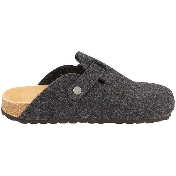 BOnova Pantoffeln Wesel BOnova Pantoffeln Wesel grau grau qtwR1qBn