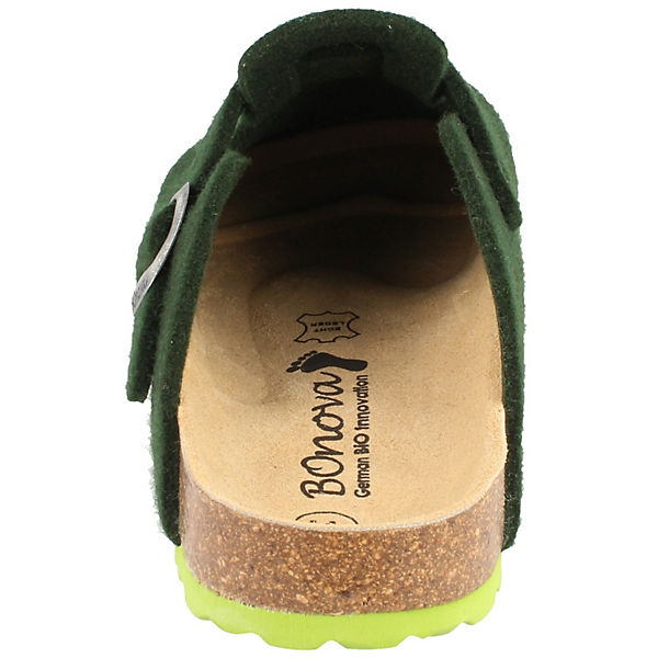 BOnova Pantoffeln Wesel grün Pantoffeln Wesel grün BOnova Wesel BOnova PwdT7dAaqx