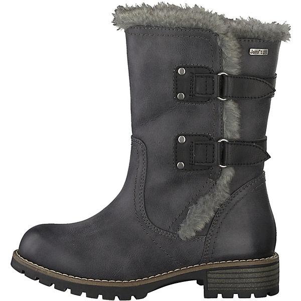 Jana, Winterstiefel, graphit graphit graphit  Gute Qualität beliebte Schuhe 61552d