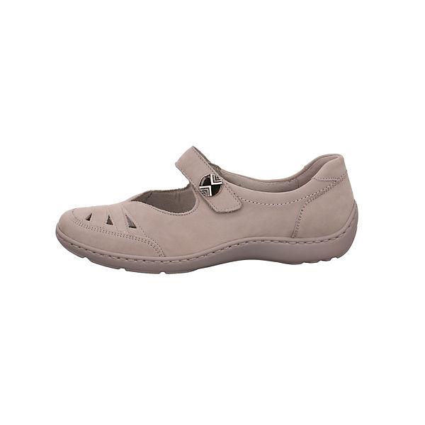 WALDLÄUFER Klassische Slipper grau  Gute Qualität beliebte Schuhe