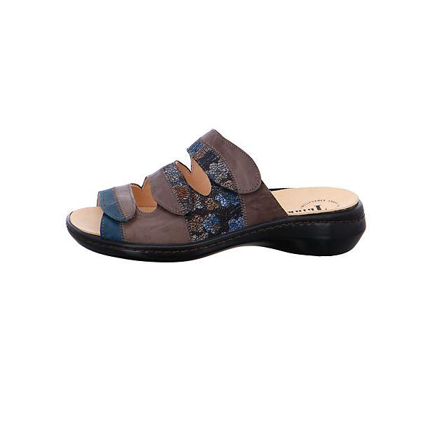 Think!, Think!, Think!, Komfort-Pantoletten, blau  Gute Qualität beliebte Schuhe f38510