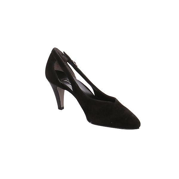 Paul Gute Green, Sling-Pumps, schwarz  Gute Paul Qualität beliebte Schuhe daa5ff