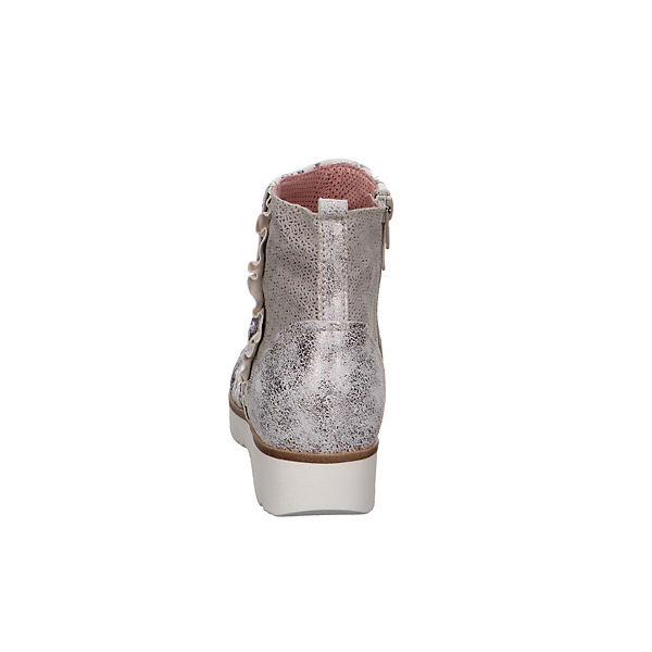 Charme, Klassische Stiefeletten, Stiefeletten, Klassische silber   d80f98