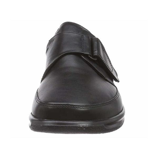 Ganter, Business-Slipper, schwarz     ebad57