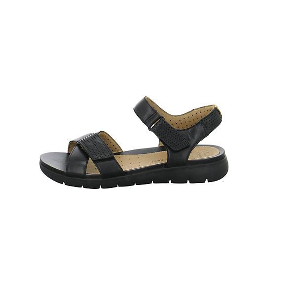 Clarks, Klassische Sandalen, beliebte schwarz  Gute Qualität beliebte Sandalen, Schuhe c09603
