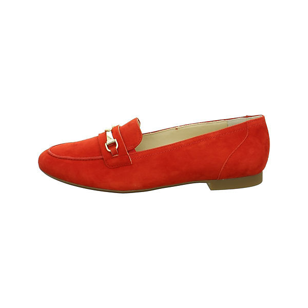 Paul Green, Loafers, rot