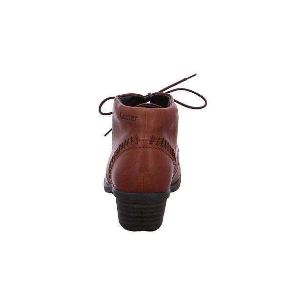 Ganter, Klassische Stiefeletten, braun     2b22a0