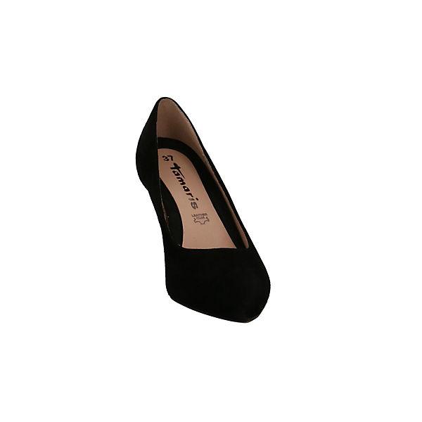 Tamaris, Klassische Pumps, Qualität schwarz  Gute Qualität Pumps, beliebte Schuhe 51375e