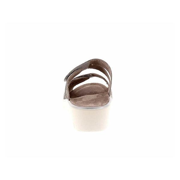 Solidus, Komfort-Pantoletten, grau Qualität  Gute Qualität grau beliebte Schuhe f7db75