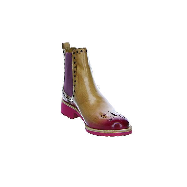 HAMILTON Boots MELVIN braun amp; Chelsea OwTq8F