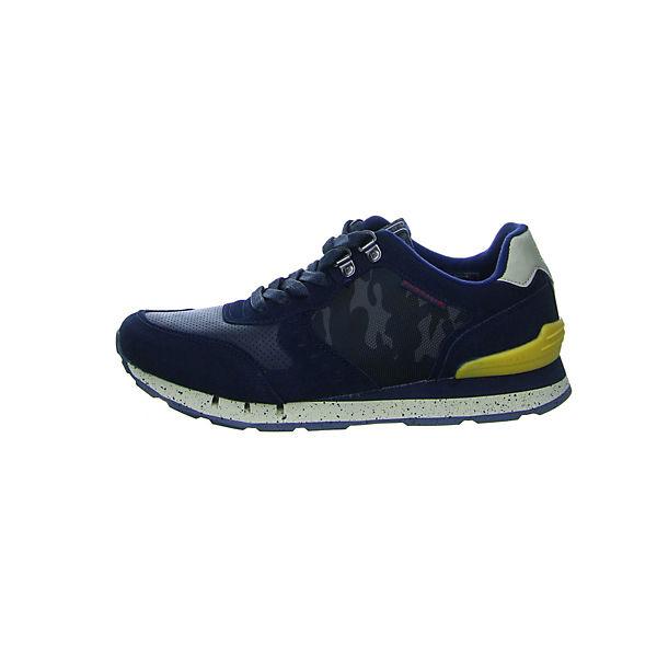 bugatti blau bugatti blau Low Low Sneakers bugatti Sneakers qPUvc1