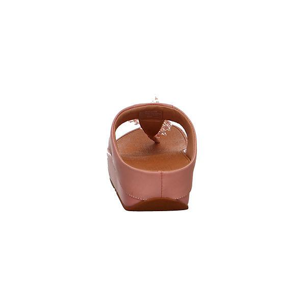 FitFlop, Zehentrenner, Gute rosa  Gute Zehentrenner, Qualität beliebte Schuhe be8f8c