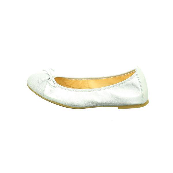 Unisa Unisa Ballerinas Klassische Klassische silber px0q5wB