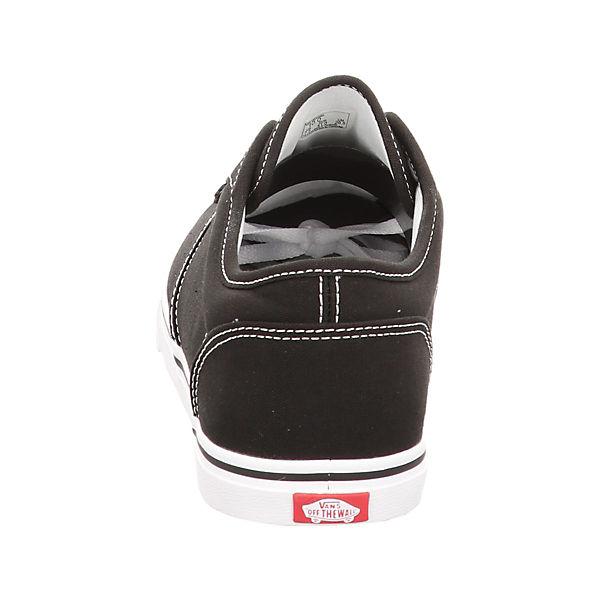 VANS, Skaterschuhe, schwarz Qualität  Gute Qualität schwarz beliebte Schuhe 0351a3
