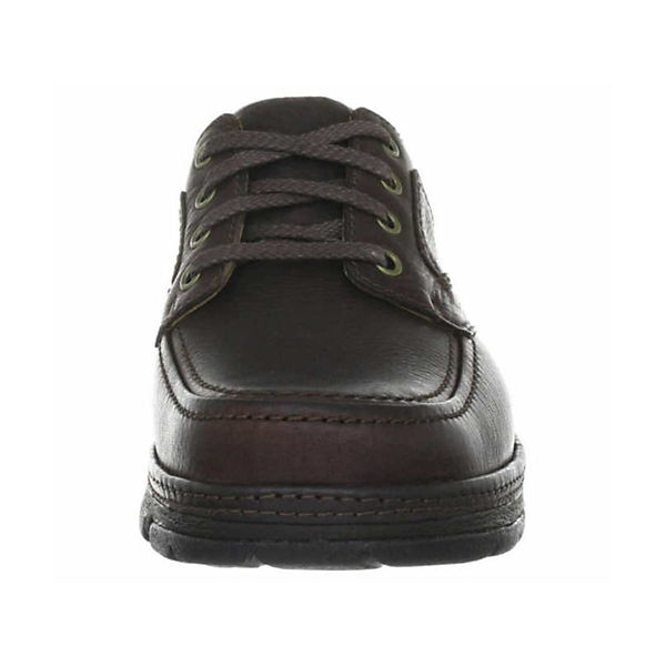 Clarks Klassische Halbschuhe braun  Gute Qualität beliebte Schuhe
