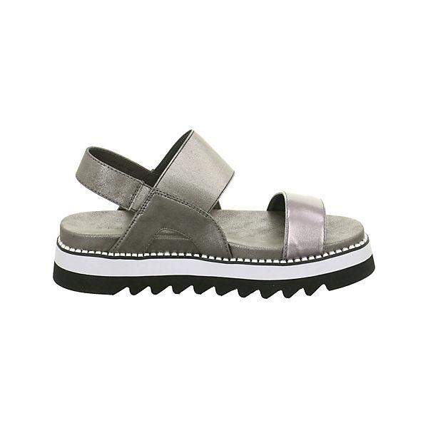 bugatti, Klassische Sandalen, Qualität silber  Gute Qualität Sandalen, beliebte Schuhe 529051