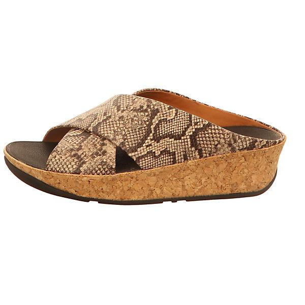 FitFlop, Pantoletten, braun Qualität  Gute Qualität braun beliebte Schuhe 0cd36d