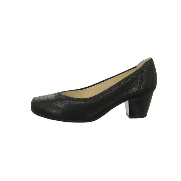 CAPRICE Klassische Gute Pumps schwarz  Gute Klassische Qualität beliebte Schuhe 50190c