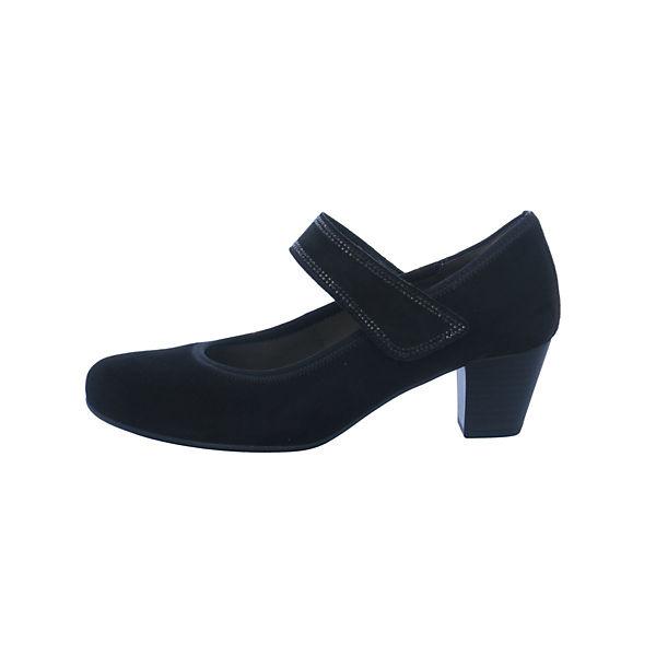 Gabor, Qualität Spangenpumps, schwarz  Gute Qualität Gabor, beliebte Schuhe 2a3530