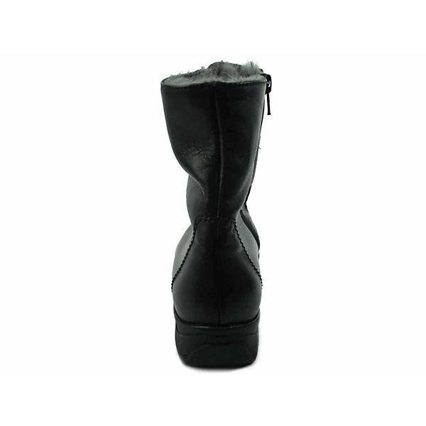 Stiefeletten Klassische schwarz schwarz Klassische Semler Semler Stiefeletten XRTqx