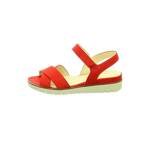 Gabor, Klassische Sandalen, rot  Gute Qualität beliebte Schuhe