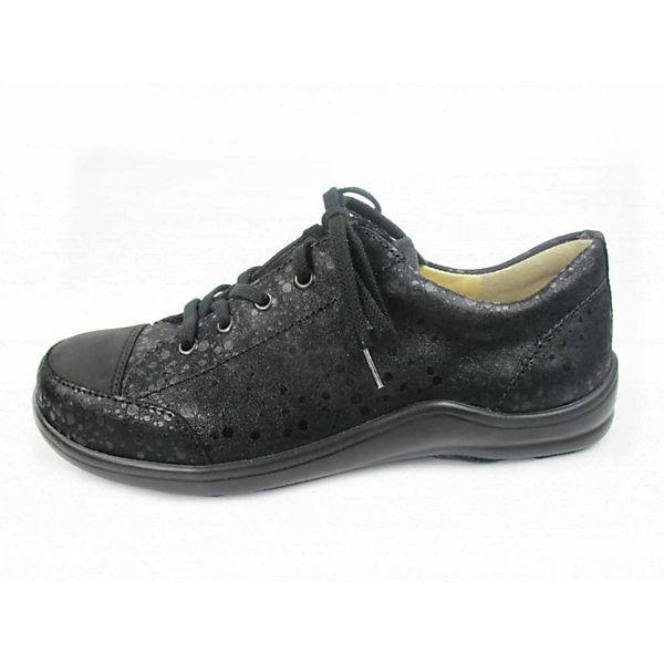 Finn Comfort, Komfort-Halbschuhe, schwarz  Gute Qualität beliebte Schuhe