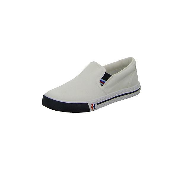Slip Sneaker ROMIKA ROMIKA weiß Slip On TqOwEqz