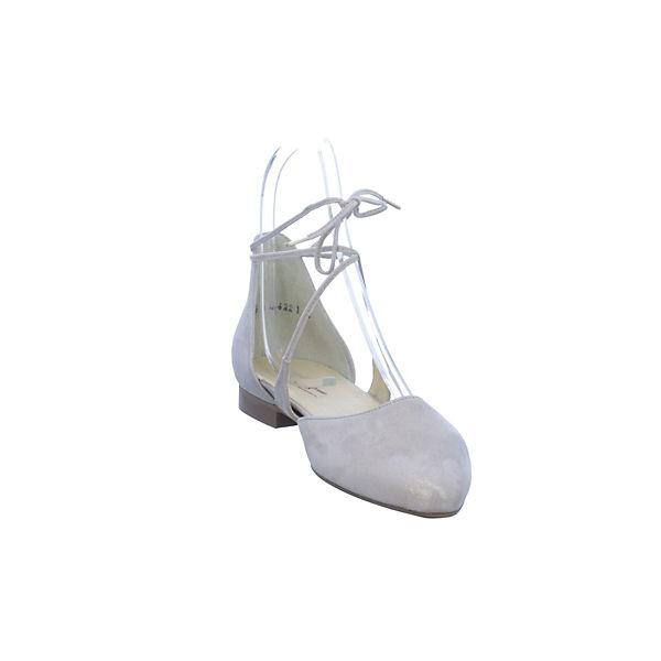 Paul Green, Klassische Qualität Ballerinas, silber  Gute Qualität Klassische beliebte Schuhe 917411