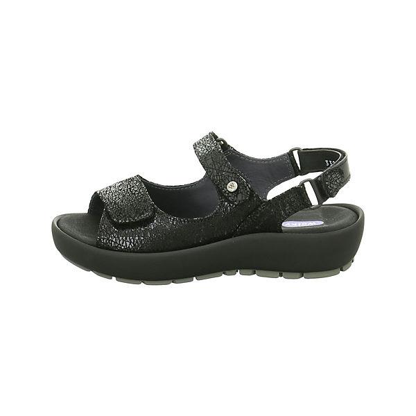 Wolky schwarz Sandaletten Wolky Klassische Sandaletten Klassische schwarz schwarz Klassische schwarz Wolky Wolky Sandaletten Sandaletten Klassische PAZqn