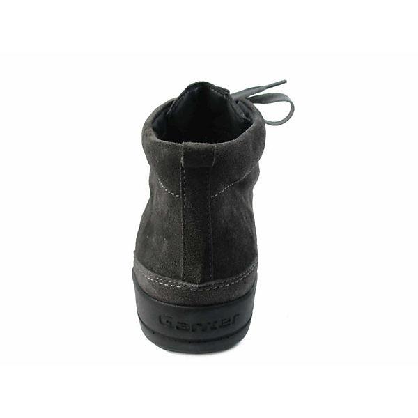 Ganter Klassische Stiefeletten grau  Gute Qualität beliebte Schuhe