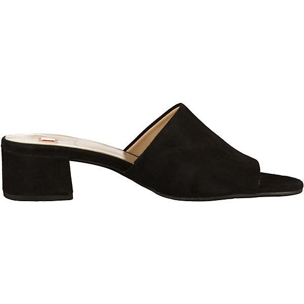 högl, Pantoletten, beliebte schwarz  Gute Qualität beliebte Pantoletten, Schuhe 87ac68