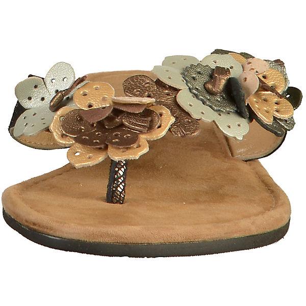 Lazamani,  Zehentrenner, dunkelgrau  Lazamani, Gute Qualität beliebte Schuhe 3cd012