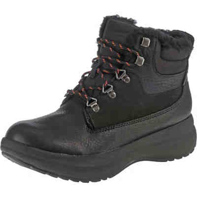 Un Orbit Lace Winterstiefeletten
