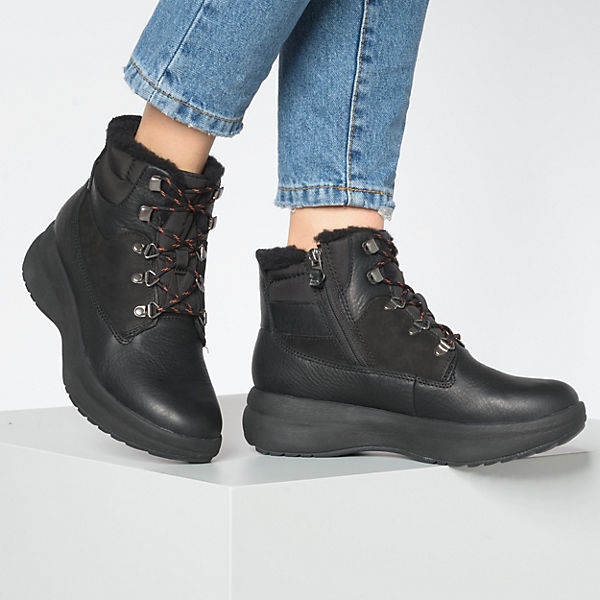Clarks, Un Orbit Lace Gute Winterstiefeletten, schwarz Gute Lace Qualität beliebte Schuhe 699270