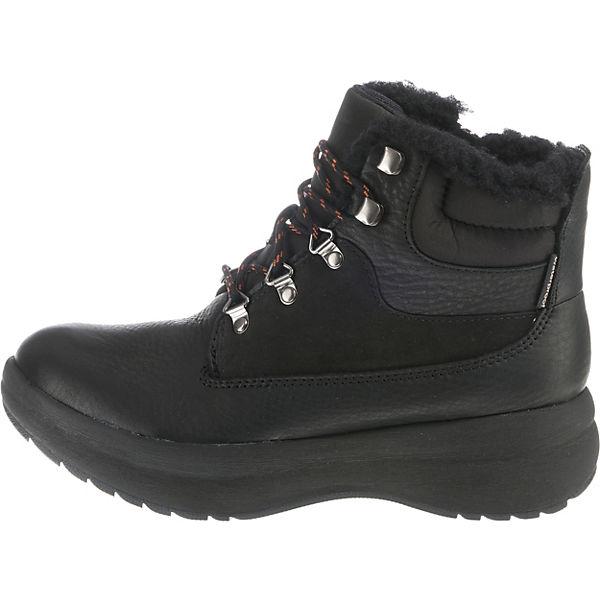 Clarks, Un Orbit Lace Winterstiefeletten, Schuhe schwarz Gute Qualität beliebte Schuhe Winterstiefeletten, 5c5751