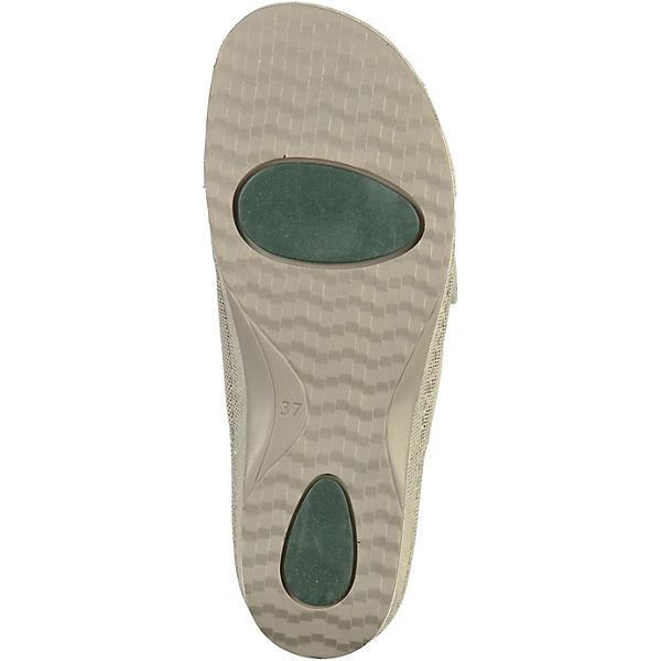 ROHDE, Pantoletten, beliebte hellgrau  Gute Qualität beliebte Pantoletten, Schuhe 38b0a2