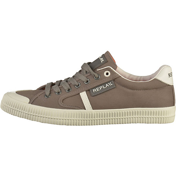 REPLAY, Sneakers Sneakers REPLAY, Low, grau   10a4fb